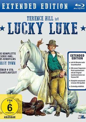 "Trouble in Daisy Town: Wir verlosen die Kult-Serie ""Lucky Luke - Die komplette Serie - Extended Edition"" auf BD"