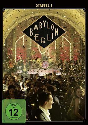 """Dekadenz und Zerfall: Wir verlosen die deutsche Serie """"Babylon Berlin"""" - Staffel 1 auf DVD zusammen mit dem Roman"""