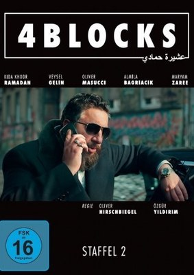 """*München* Deutsches Fernsehen im Kino: Gewinnt zum """"4 Blocks"""" Mathäser München Event Highlight Kinokarten"""