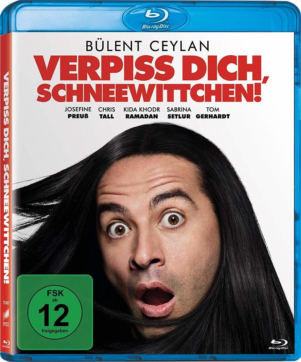 """Bülent Ceylan in Action: Wir verlosen die Komödie """"Verpiss Dich, Schneewittchen"""" auf BD"""