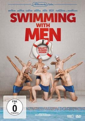 """Ab ins Wasser meine Herren: Wir verlosen """"Swimming with Men"""" auf DVD"""