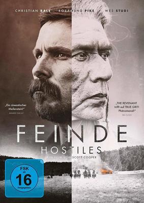 """Vermutlich der beste Western des Jahres: Wir verlosen """"Feinde - Hostiles"""" mit Christian Bale auf DVD und BD"""