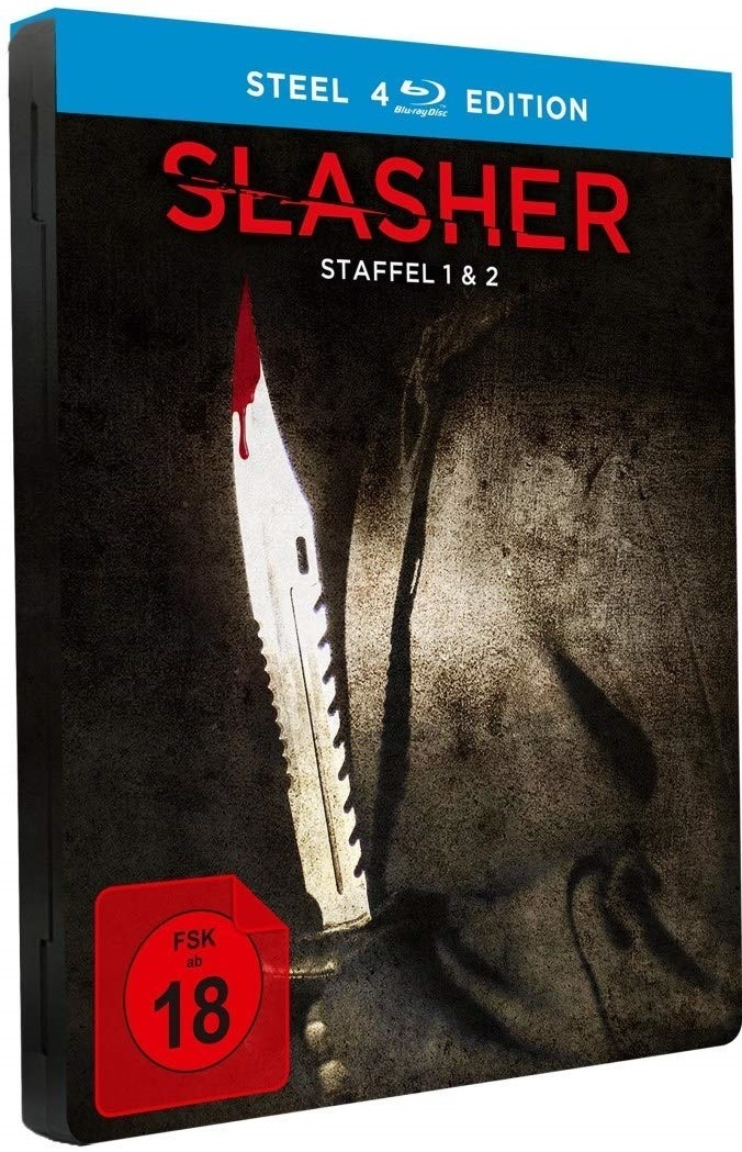 "Horrorfans aufgepasst: Wir verlosen ""Slasher: Guilty Party"" als BD-Steelbook"