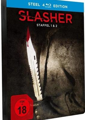 """Horrorfans aufgepasst: Wir verlosen """"Slasher: Guilty Party"""" als BD-Steelbook"""