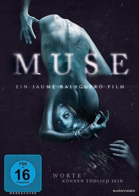 """Tödliche Inspiration: Wir verlosen den Horrorfilm """"Muse - Worte können tödlich sein"""" auf DVD oder BD"""