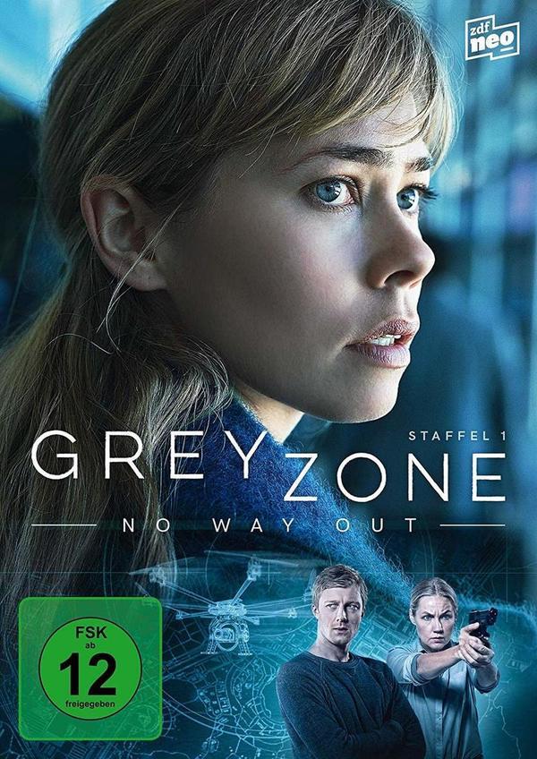 """Unter Terror: Wir verlosen die spannende Thriller-Serie """"Greyzone: No Way Out"""" - Staffel 1 auf DVD"""