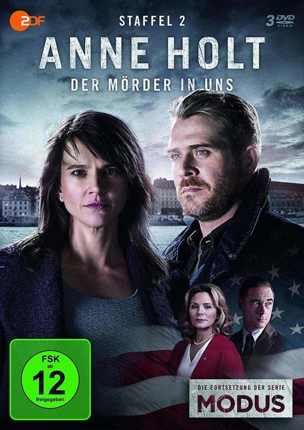 """Scham, Verrat und Rache: Wir verlosen die Serien-Fortsetzung """"Anne Holt (Modus) - Der Mörder in uns"""" - Staffel 2 auf DVD"""
