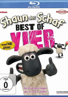 """Knuddelige Knete: Wir verlosen """"Shaun das Schaf - Best of Vier"""" auf BD"""