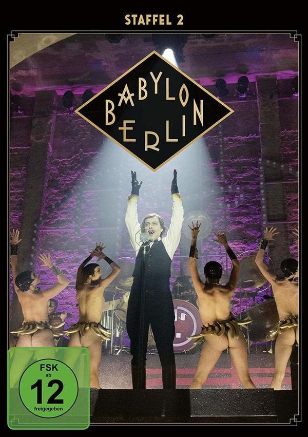 """Wir verlosen Staffel 2 von """"Babylon Berlin"""" auf DVD und als Extra gibt's noch das Buch dazu"""