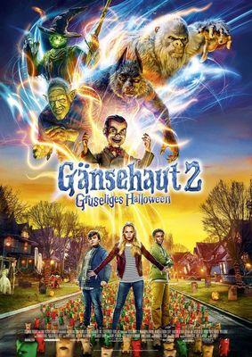 """""""Gänsehaut 2: Gruseliges Halloween"""": Wir verlosen ein Fanpaket inkl. Freikarten und den ersten Teil auf DVD"""