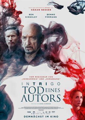 """Zum Kinostart von """"Intrigo: Tod eines Autors """" verlosen wir Freikarten zum Thriller + Poster"""