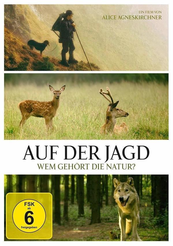 """Wir verlosen die Dokumentation """"Auf der Jagd - Wem gehört die Natur?"""" auf DVD und BD"""