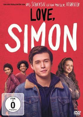 """""""Love, Simon"""": Wir verlosen zum Heimkinostart den Film auf DVD und BD"""