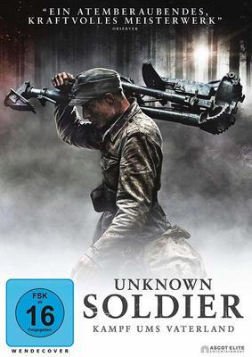 """An der Front: Wir verlosen """"Unknown Soldier - Kampf ums Vaterland"""" auf DVD und BD"""