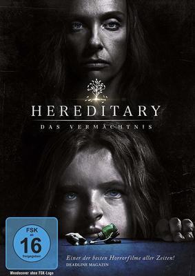 """Wir verlosen den gefeierten Horrorfilm """"Hereditary - Das Vermächtnis"""" auf DVD und BD"""