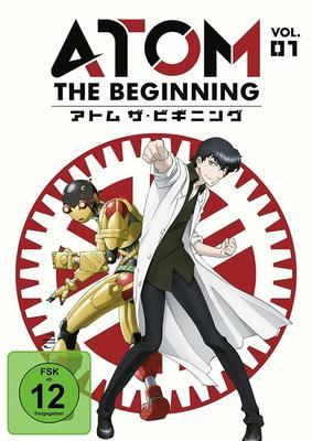 """Das Prequel zu """"Astro Boy"""": Wir verlosen Volume One von """"Atom the Beginning"""" auf DVD und Blu-ray"""