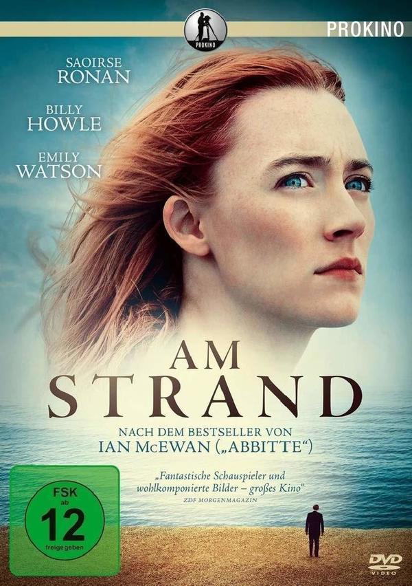 """Wir verlosen die Romanverfilmung """"Am Strand"""" mit Saoirse Ronan auf DVD"""