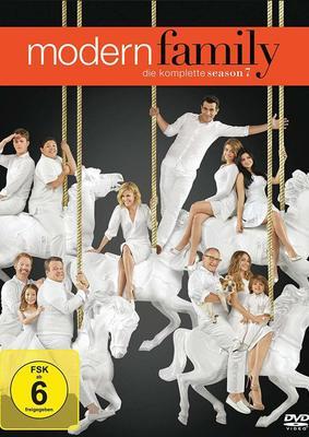"""Willkommen in der Familie: Wir verlosen Staffel 7 von """"Modern Family"""" auf DVD"""