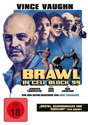 """Vince Vaughn schlägt zu: Wir verlosen """"Brawl in Cell Block 99"""" auf DVD"""