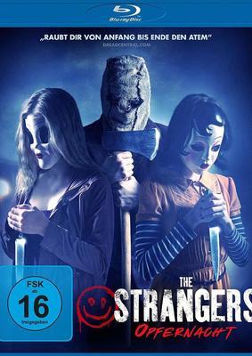 """Horrorfans aufgepasst: Wir verlosen """"The Strangers: Opfernacht"""" auf BD"""