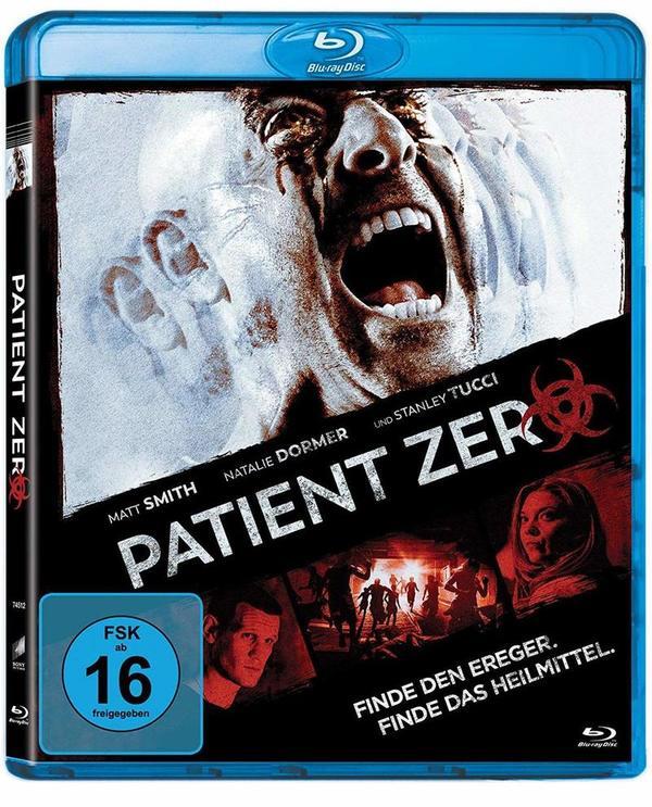 """Cleverer Zombie: Wir verlosen """"Patient Zero"""" auf Blu-ray"""
