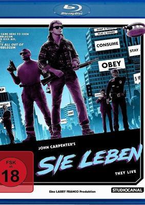 """Gehorche: Wir verlosen """"Sie Leben!"""" von John Carpenter auf BD"""