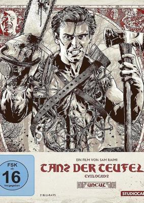 """Groovy²: Wir verlosen die Uncut Steel Book Collector's Edition von """"Tanz der Teufel 2"""""""