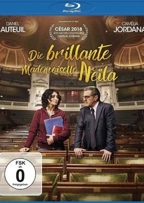 """Wir verlosen die franz. Komödie """"Die brillante Mademoiselle Neila"""" auf BD"""