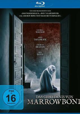 """Vom Autor von """"Das Waisenhaus"""": Wir verlosen """"Das Geheimnis von Marrowbone"""" auf BD"""
