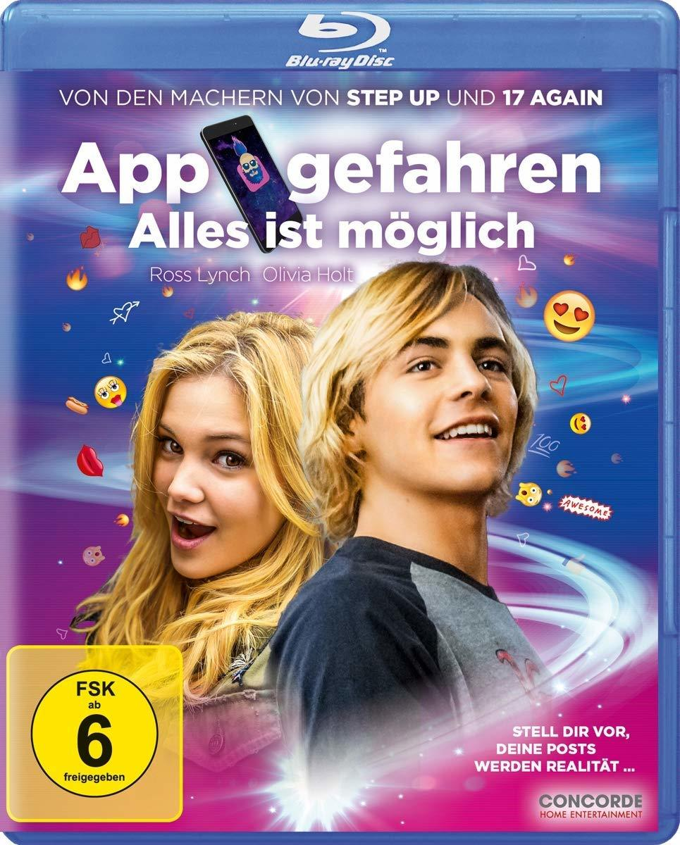 """Magie, Romantik und Handy: Wir verlosen """"Appgefahren - Alles ist möglich"""" auf BD"""