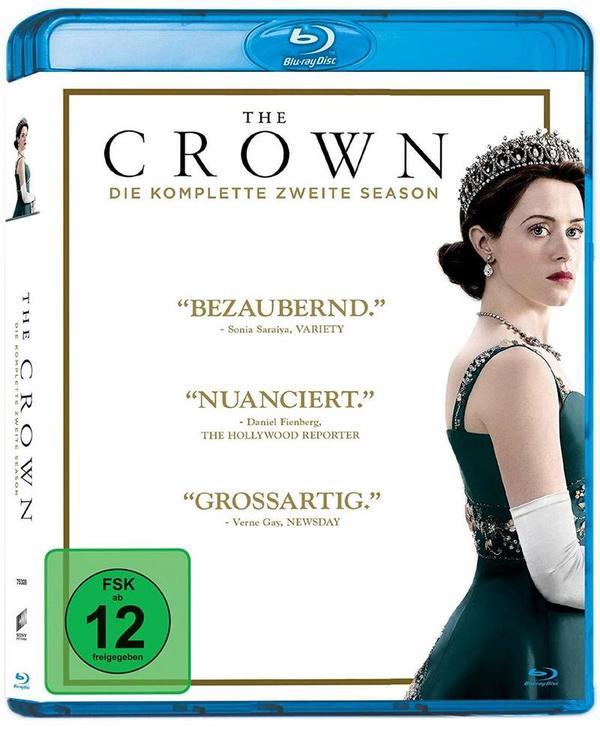 """Majestätisch: Wir verlosen Staffel zwei von """"The Crown"""" auf BD"""