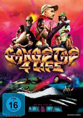 """Waffen, Koks und Fun: Wir verlosen """"Gangstas 4 Life"""" auf DVD und BD"""