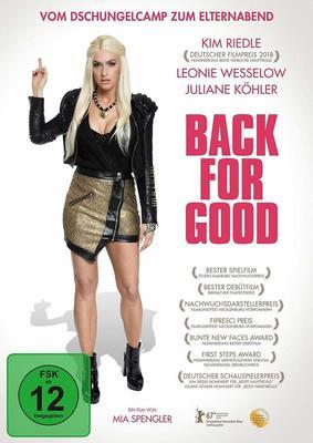 """Vom Dschungelcamp zum Elternabend: Wir verlosen """"Back for Good"""" auf DVD"""