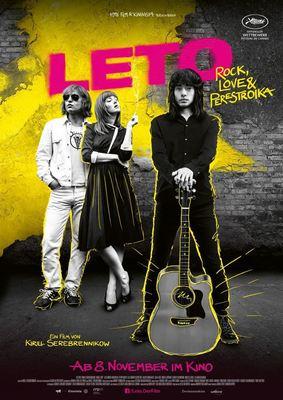 """Leningrad rockt: Wir verlosen zum Kinostart von """"Leto"""" Freikarten zum Film"""