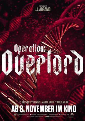 """Die Hölle ist eröffnet: Wir verlosen zum Kinostart von """"Operation: Overlord"""" tolle Fan-Pakete"""
