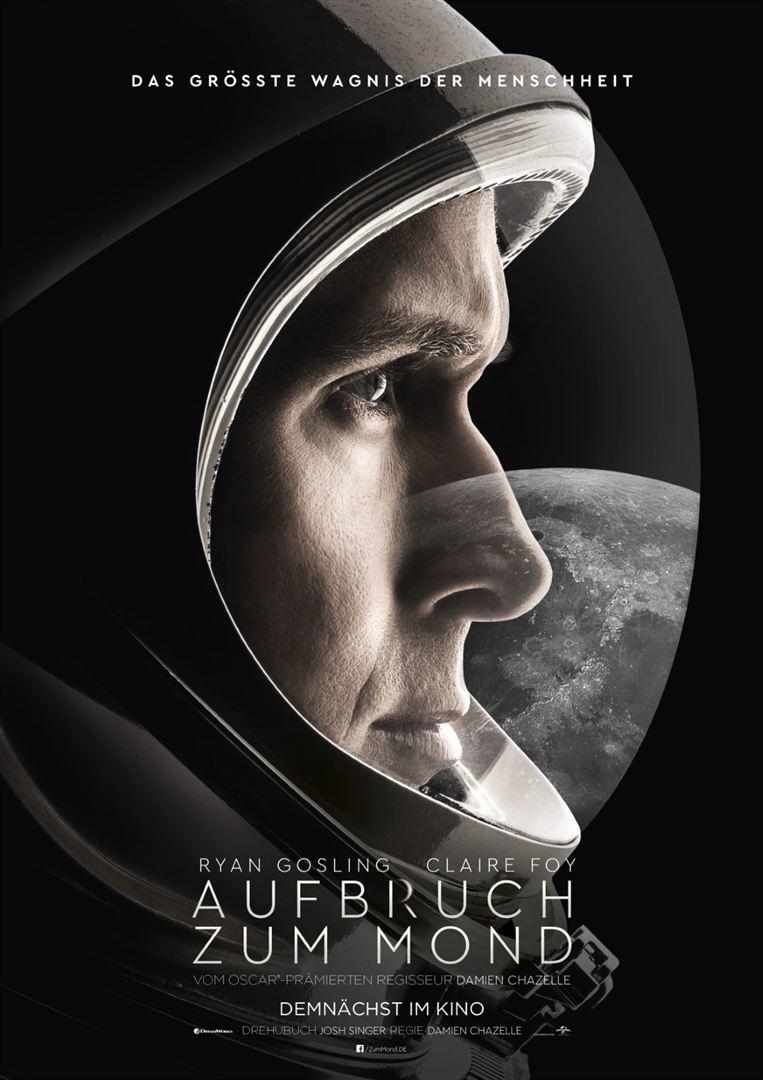 """Ein kleiner Schritt…: Wir verlosen zum Kinostart von """"Aufbruch zum Mond"""" tolle Fan-Pakete"""