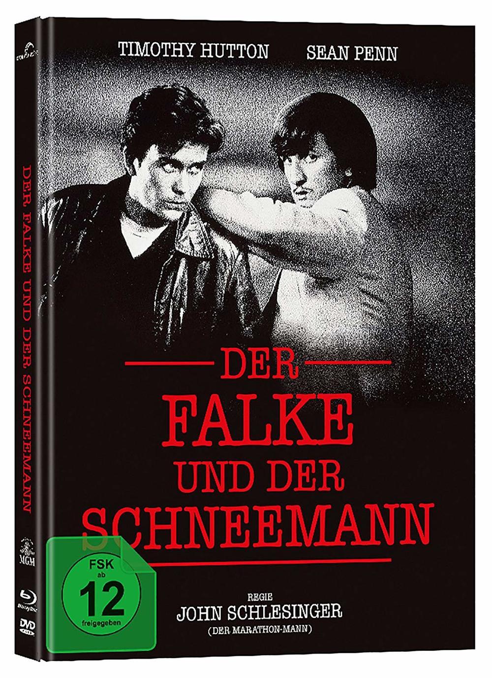 """Zwischen den Geheimdiensten: Wir verlosen ein tolles Mediabook zum Klassiker """"Der Falke und der Schneemann"""""""