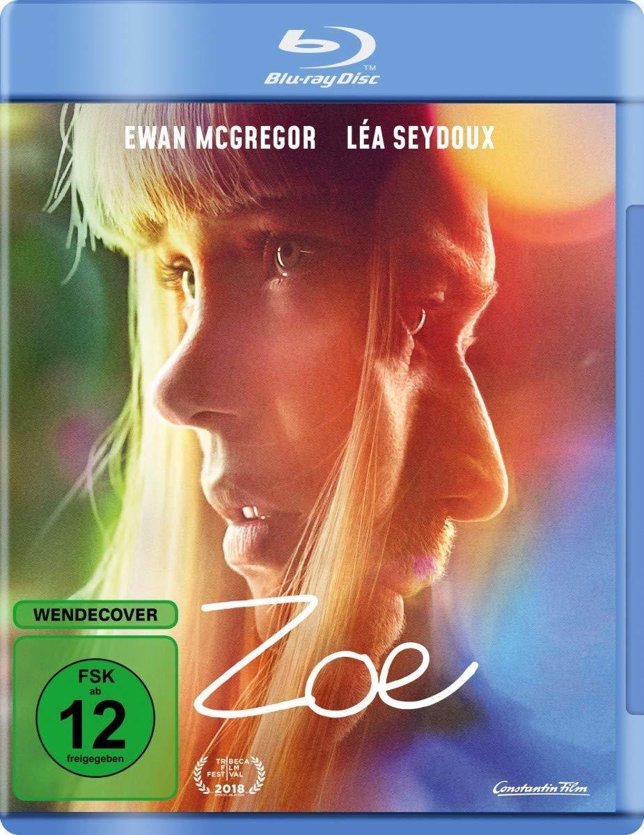 """Die perfekte Liebe: Wir verlosen den romantischen Sci-Fi-Film """"Zoe"""" auf BD"""