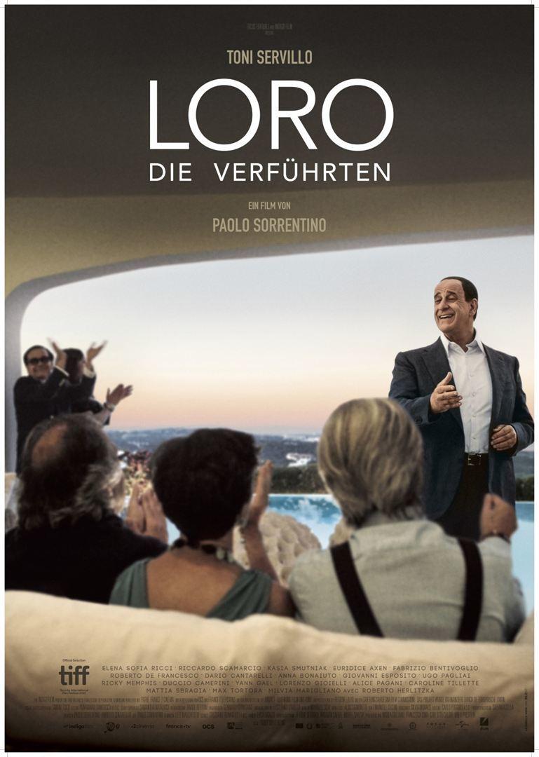 """Zwischen Macht, Wirtschaft und Politik: Wir verlosen zum Kinostart von """"Loro - Die Verführten"""" Fan-Pakete"""