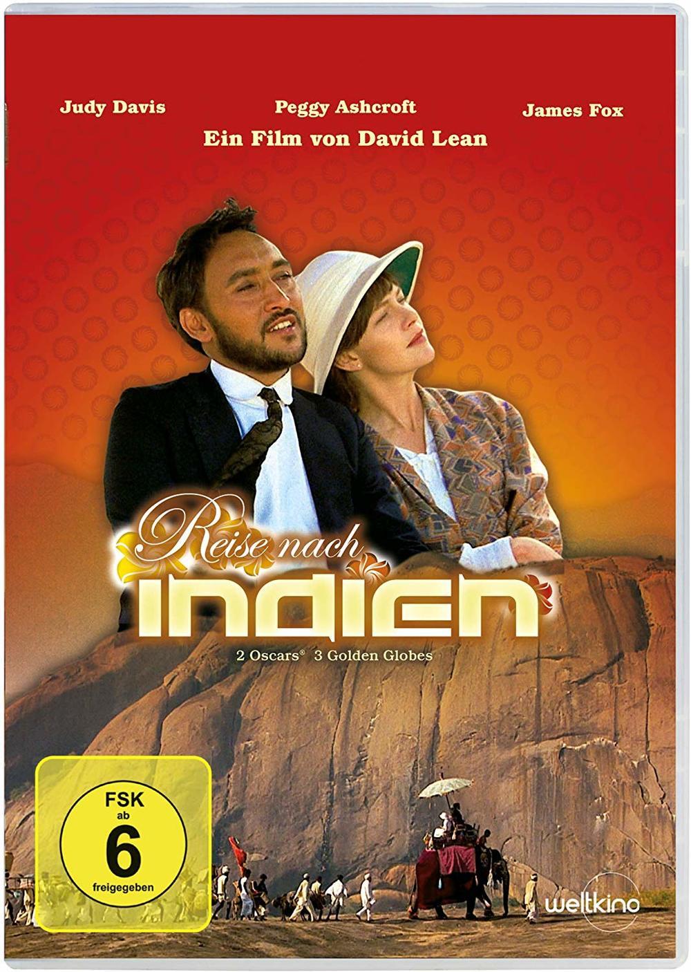 """Monumental: Wir verlosen den Filmklassiker """"Reise nach Indien"""" auf DVD"""