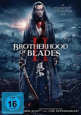 """Gefangen zwischen den Fronten: Wir verlosen das Martial-Arts-Epos """"Brotherhood of Blades 2"""" auf DVD und BD"""