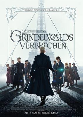 """Newt Scamander ist zurück: Wir verlosen zum Kinostart von """"Phantastische Tierwesen: Grindelwalds Verbrechen"""" tolle Fan-Pakete"""