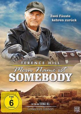"""Wir verlosen Terence Hills """"Mein Name ist Somebody - Zwei Fäuste kehren zurück"""" auf DVD und BD"""
