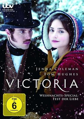"""Festtage auf royal und britisch:  Wir verlosen das Weihnachtsspecial von """"Victoria"""" auf DVD"""