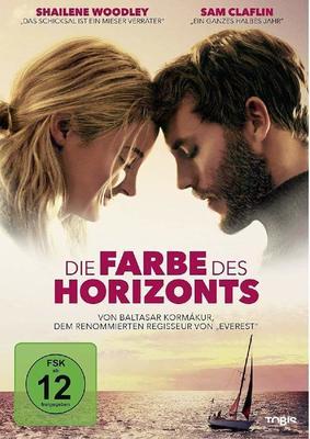 """Seenot und Romantik: Wir verlosen """"Die Farbe des Horizonts"""" auf DVD"""