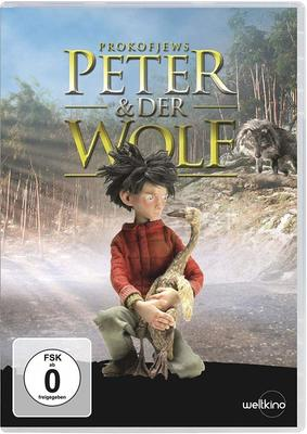 """Ewiger Klassiker: Wir verlosen """"Peter und der Wolf"""" auf DVD"""