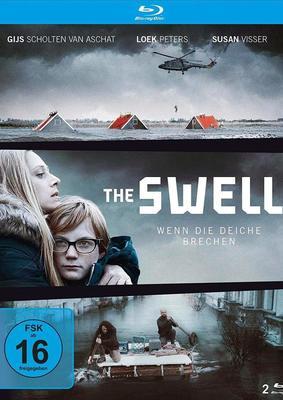 """Es wird nass: Wir verlosen die Mini-Serie """"The Swell – Wenn die Deiche brechen"""" auf BD"""