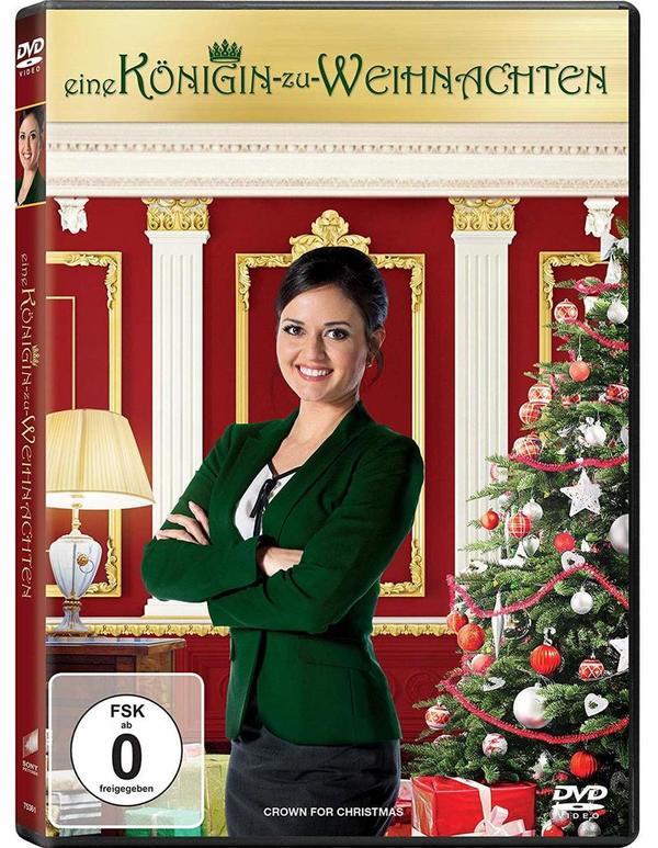 """Liebe zu Weihnachten: Wir verlosen die romantische Komödie """"Eine Königin zu Weihnachten"""" auf DVD"""