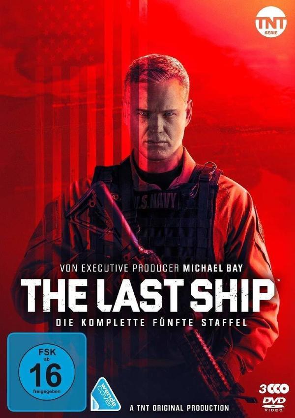 """Von Produzent Michael Bay: Wir verlosen die fünfte Staffel der Action-Serie """"The Last Ship"""" auf DVD oder BD"""