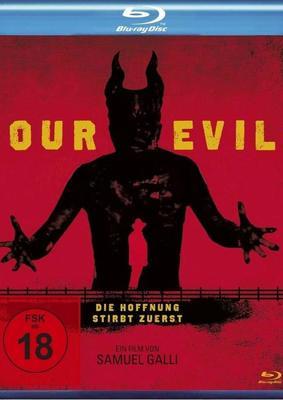 """""""Our Evil"""" könnte bald auf BD euch gehören, wenn ihr beim Gewinnspiel mit macht"""